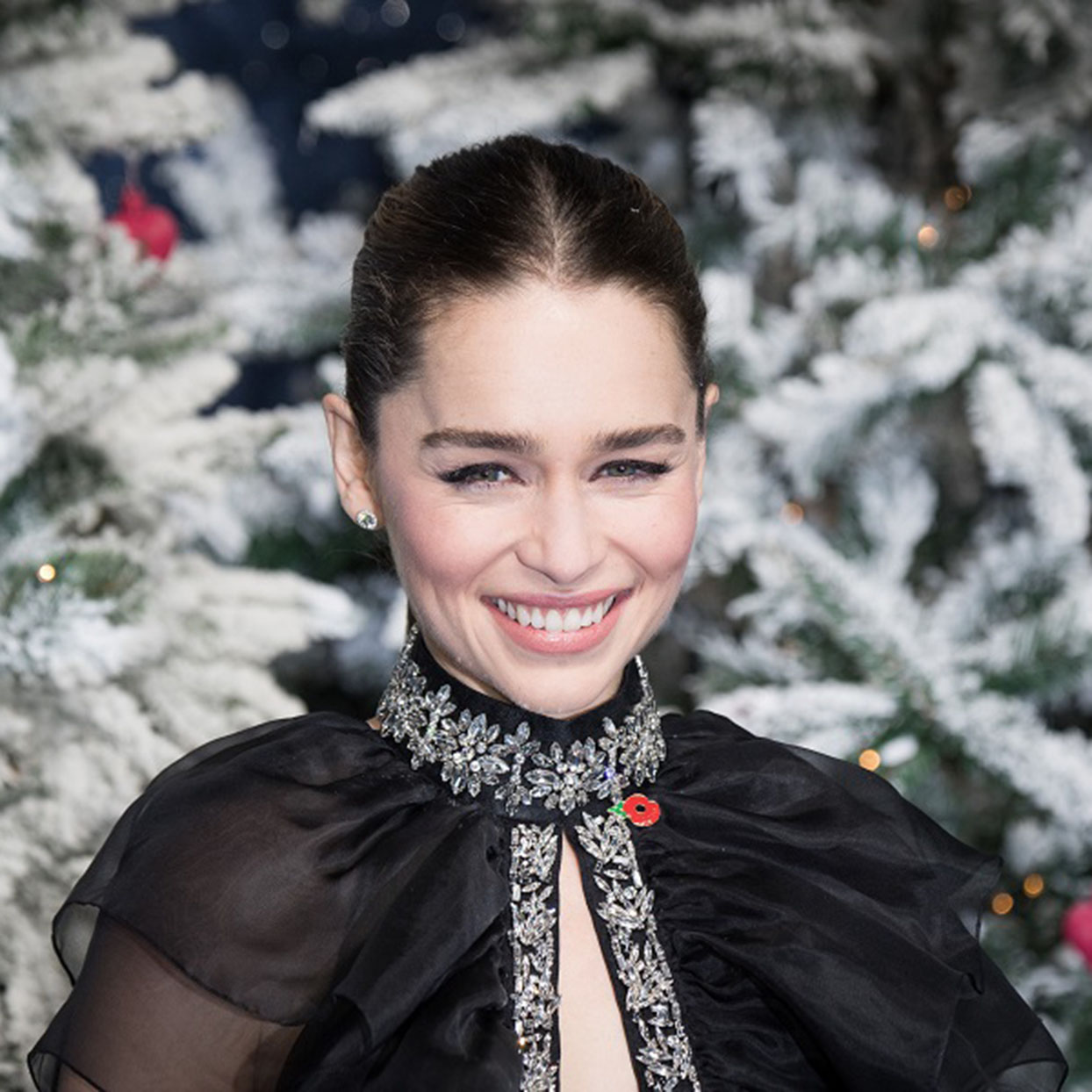 Emilia Clarke opens up about her brain aneurysms