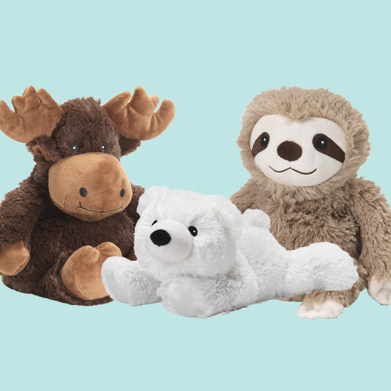 Intel Warming Stuffed Animals