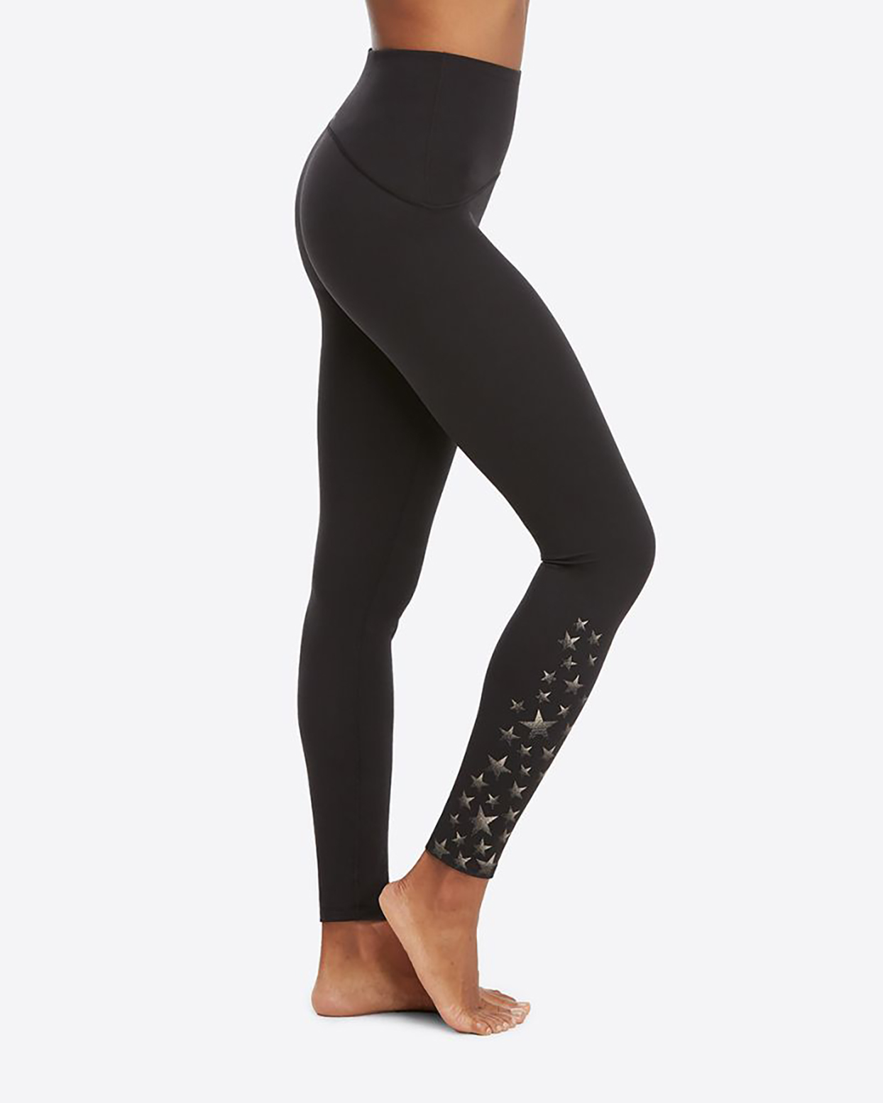 Spanx Booty Boost Active Printed Leggings