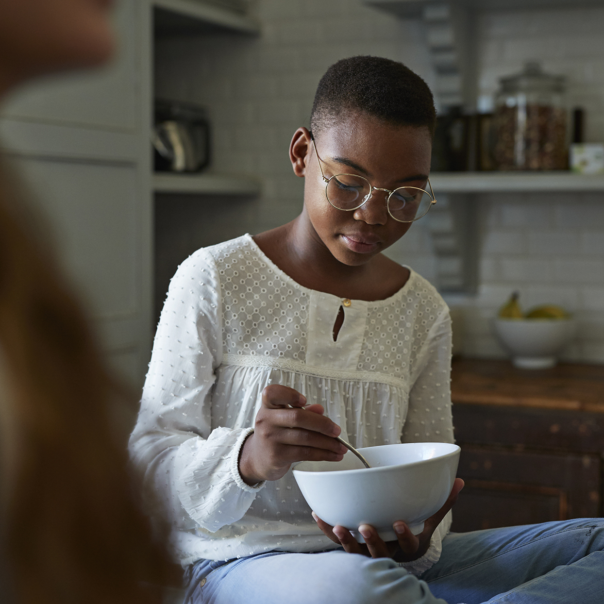 A bowlful of Grape-Nuts cereal can pack in 416 calories (per cup, without milk). What is even more surprising is its sodium content. With 580 mg of sodium per cup (and it's not exactly packed with fiber either), there are much better breakfast options out there.