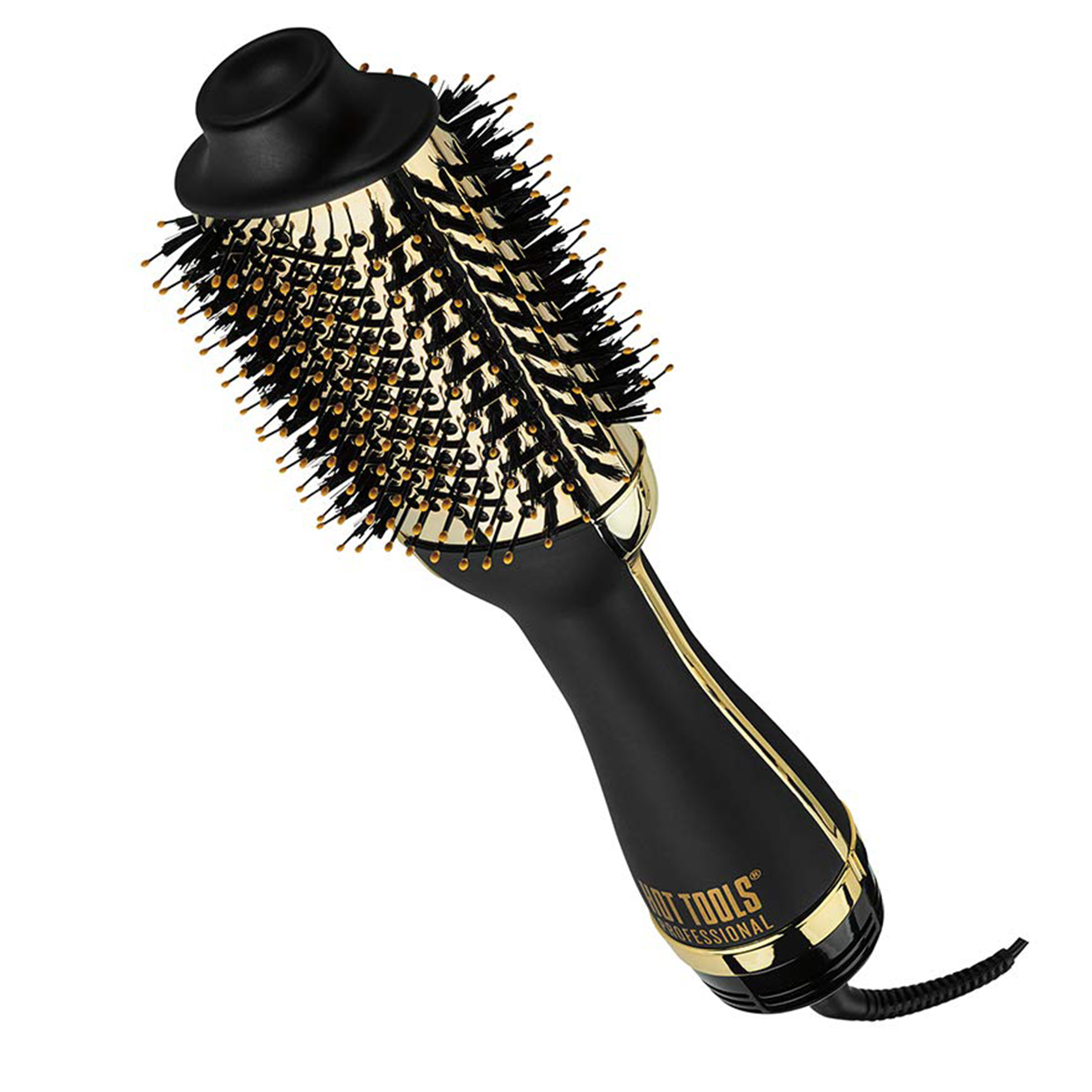 Hot Tools Charcoal-Infused One-Step Hot Brush