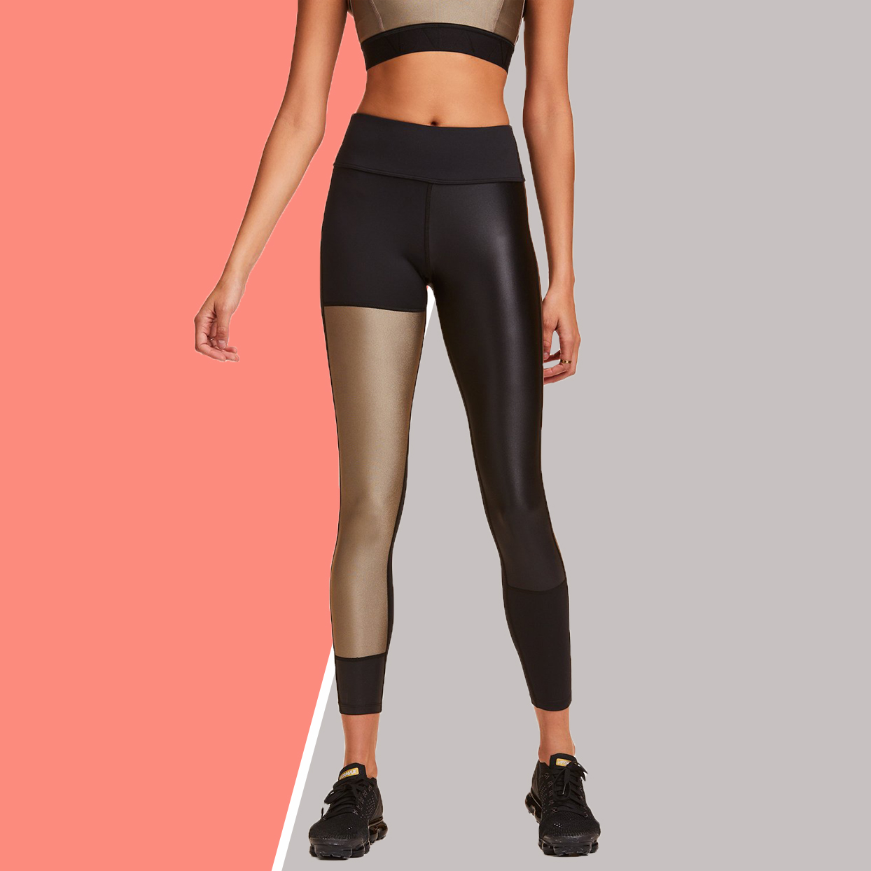 Alala Patchwork Tight