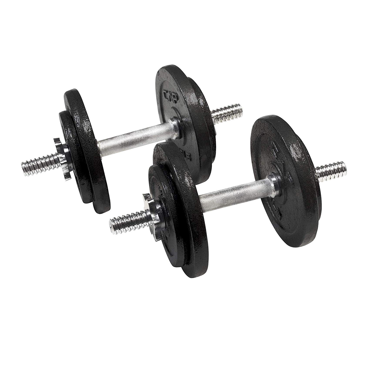 CAP Barbell 50-Pound Adjustable Dumbbell