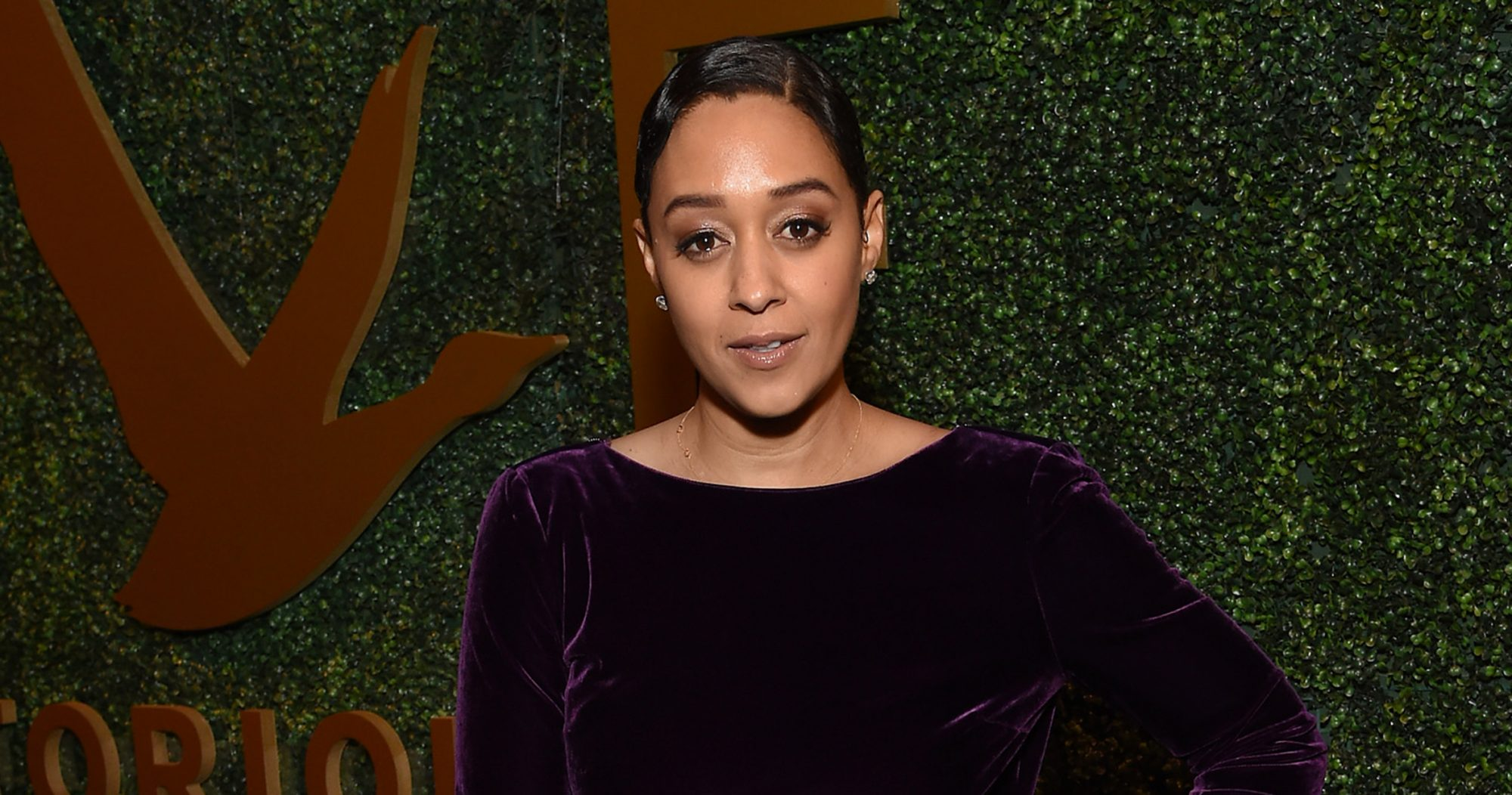Tia Mowry Is Celebrating Her Stretch Marks and Excess Skin After Giving Birth