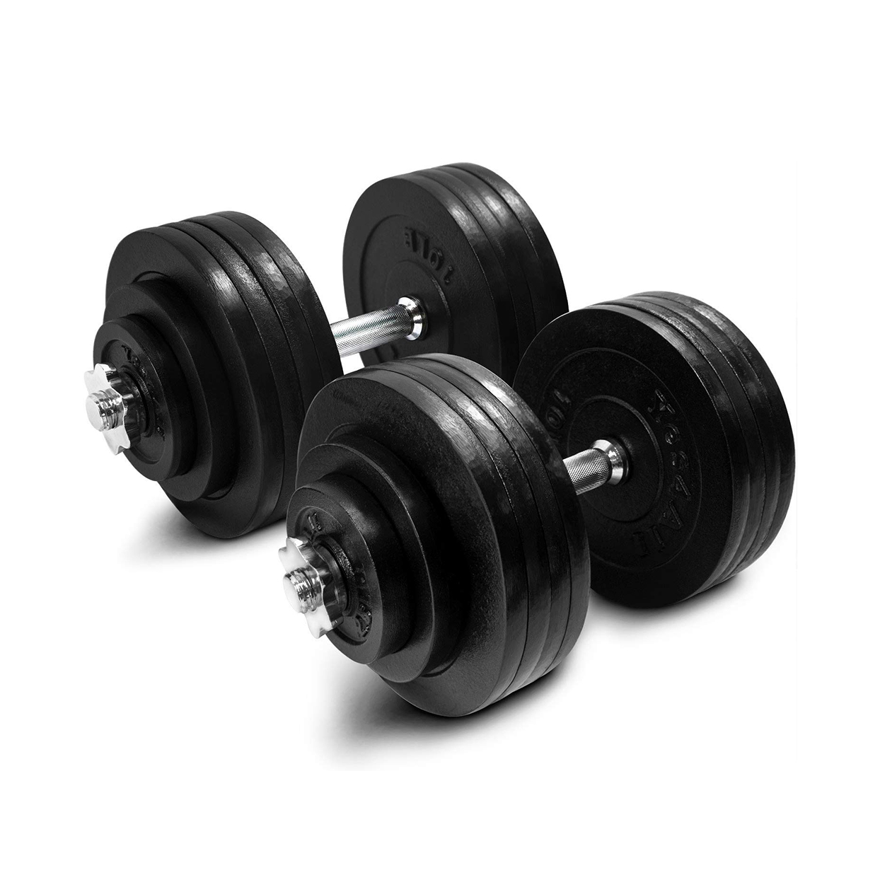 Yes4All Adjustable Dumbbells - 200 lb Dumbbell Weights