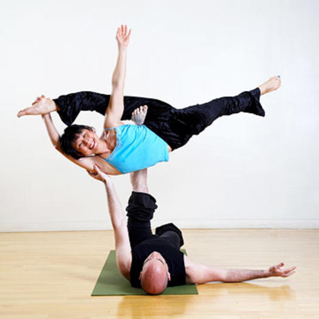 Couples Yoga Poses Difficult