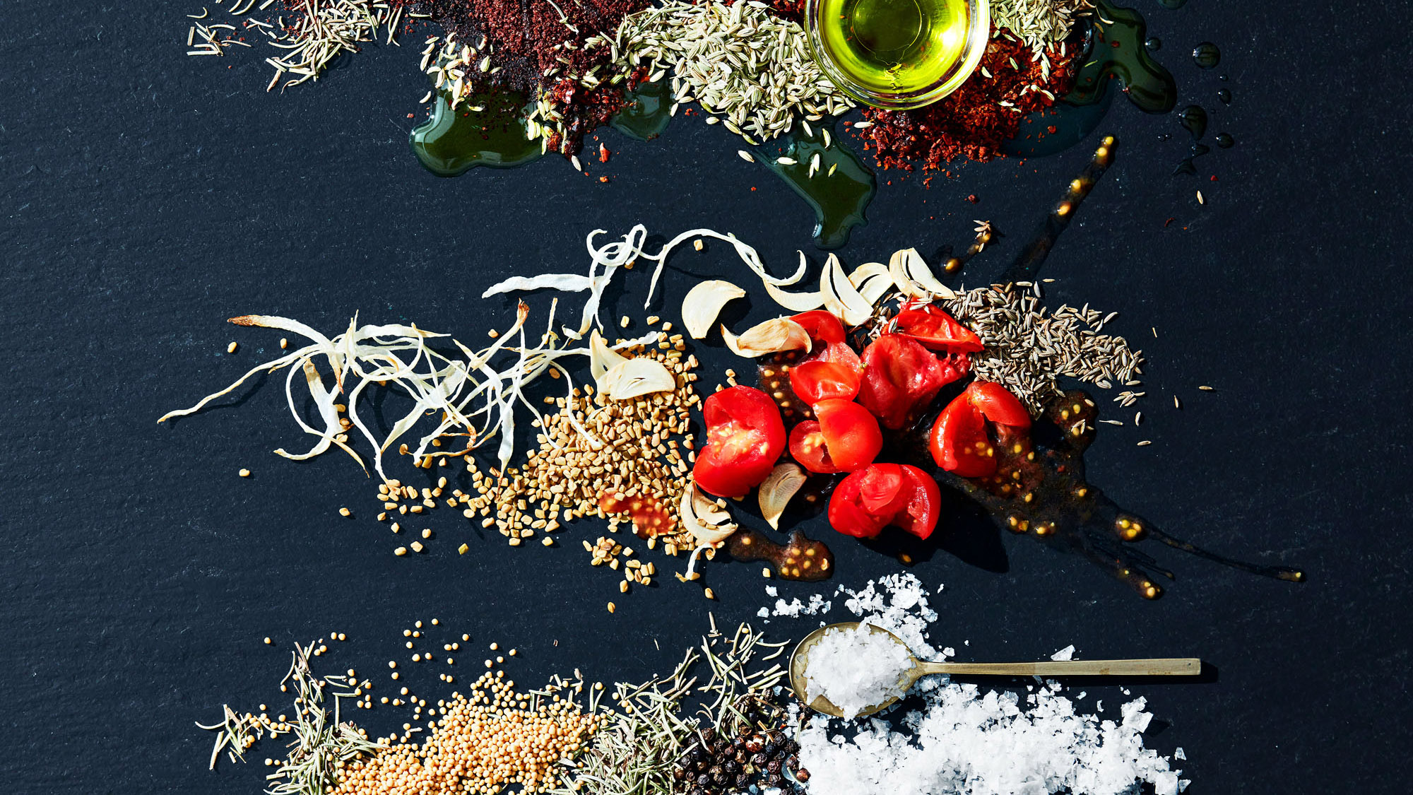 Spice Mix for Tomato Sauce