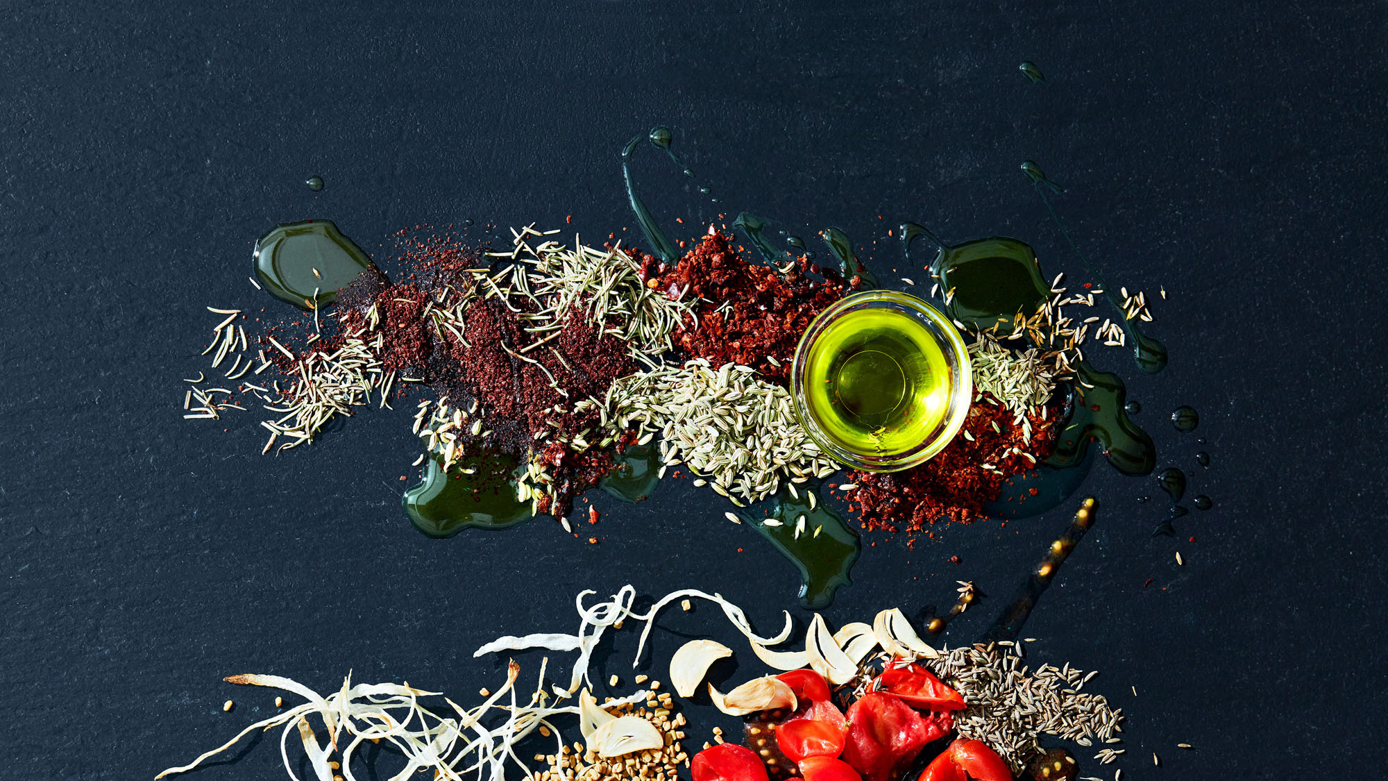 Spice Mix for Olive Oil