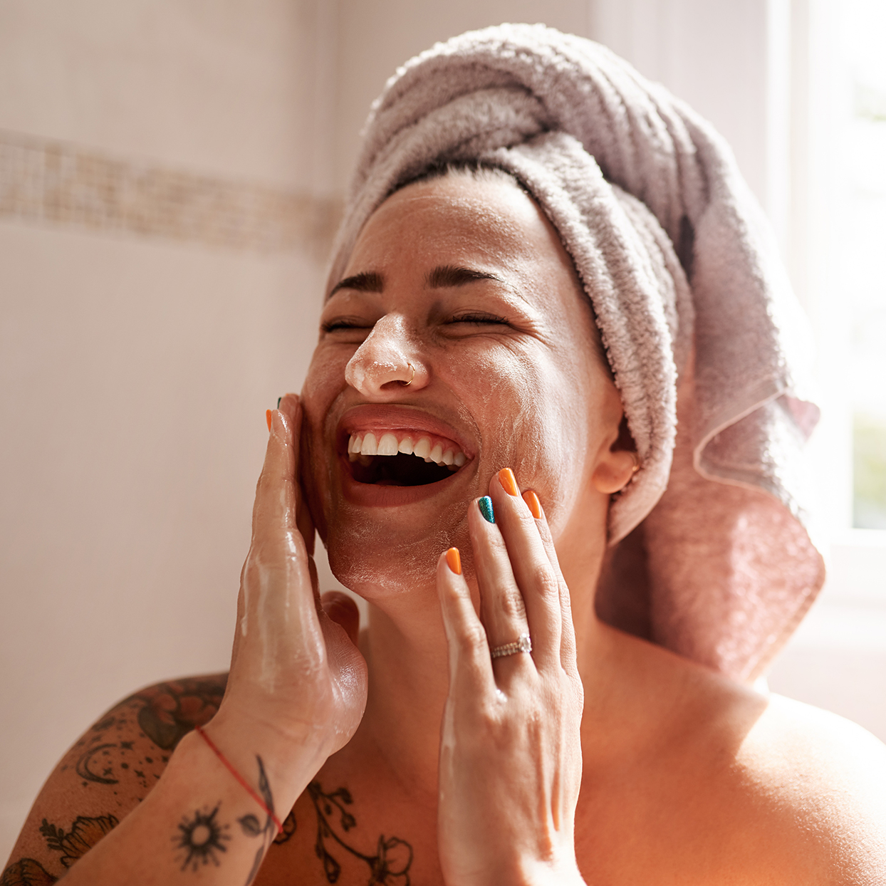 Clean beauty meets clinical skin care