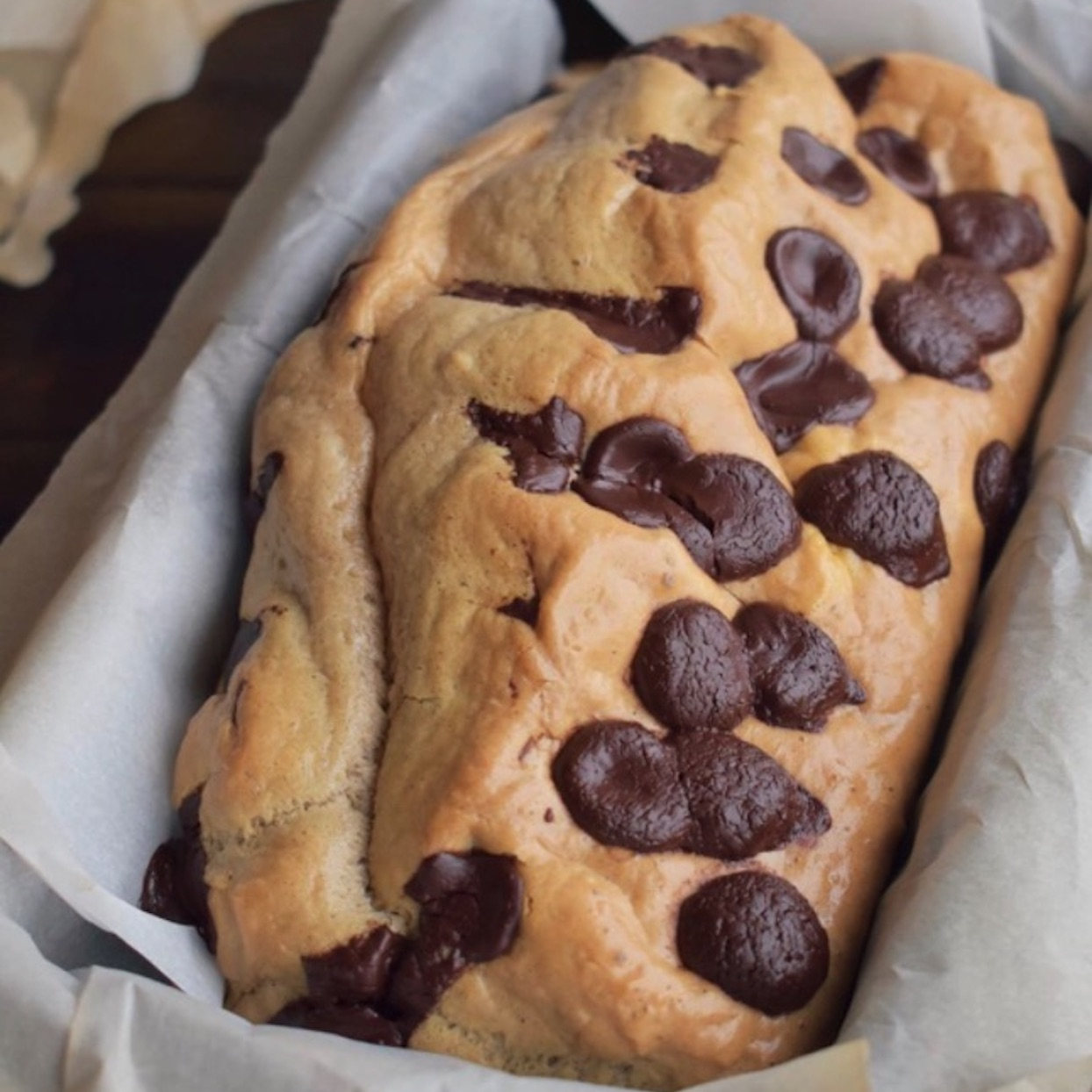 cookie dough bread