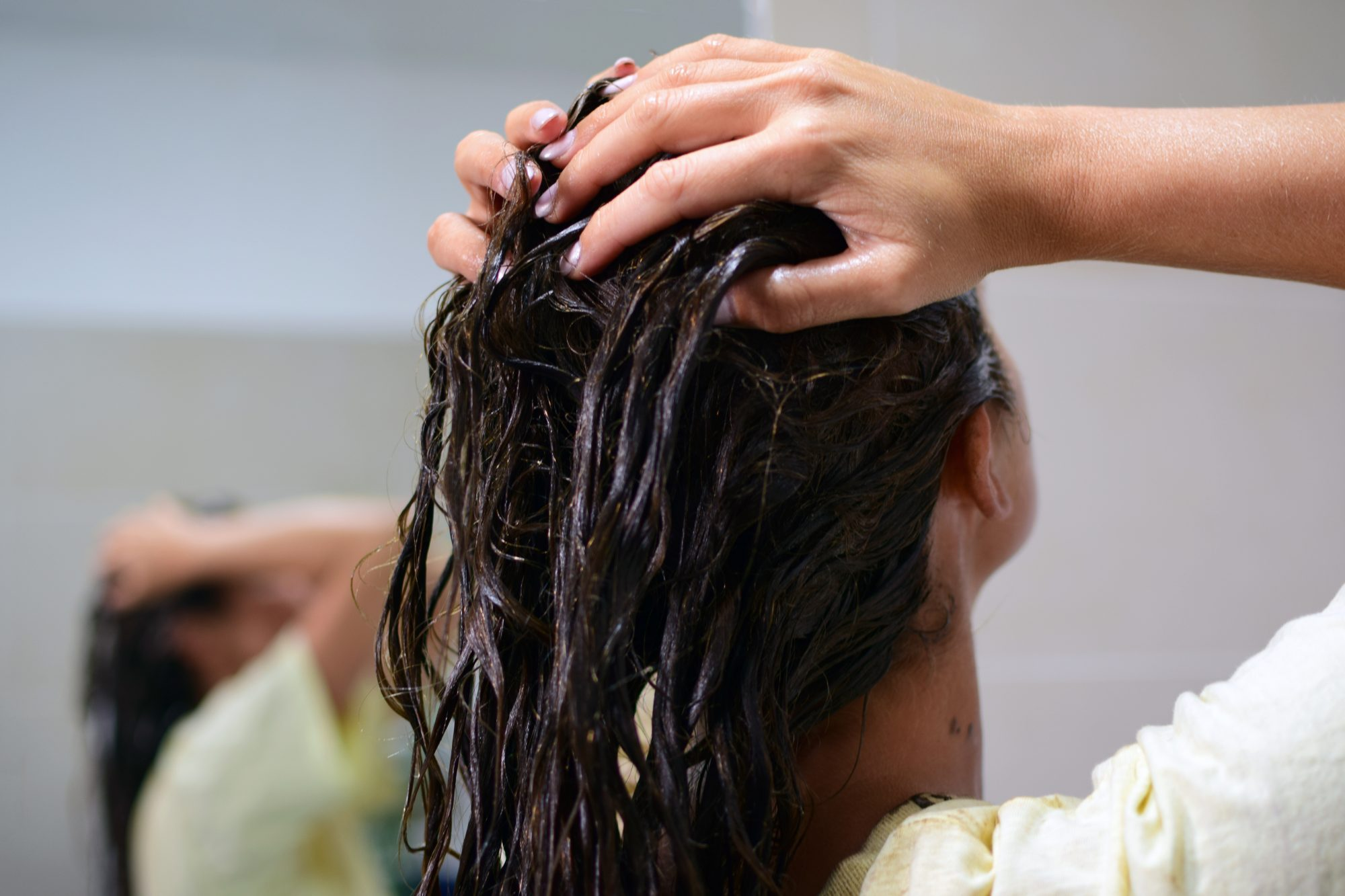 You may love the effects of professional hair treatments (shiny, healthy hair is always in style). But it can be such a hassle to get to the salon—or it can end up costing you a fortune in fancy products. Instead, try these easy at-home fixes from your pantry.More from PureWow: 22 Tips for Really Pretty Nails