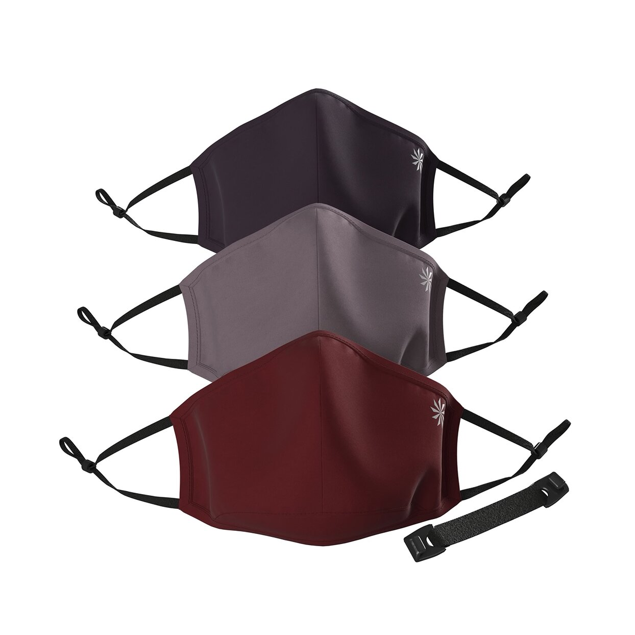 Athleta Made to Move Workout Mask 3-Pack