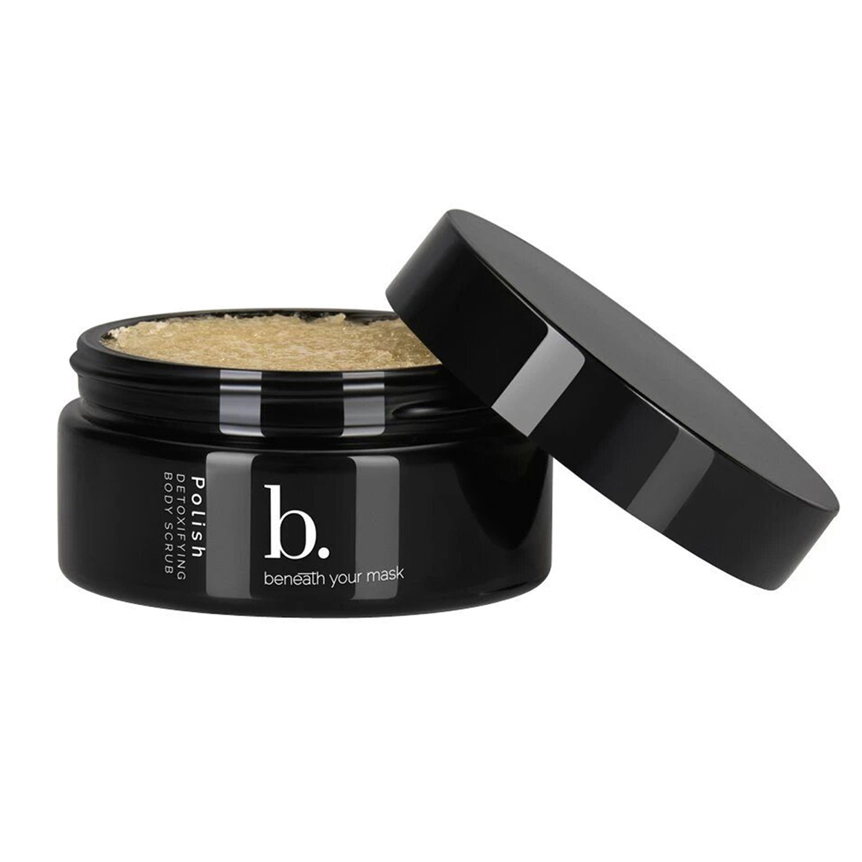 Beneath Your Mask Polish- Detoxifying Body Scrub