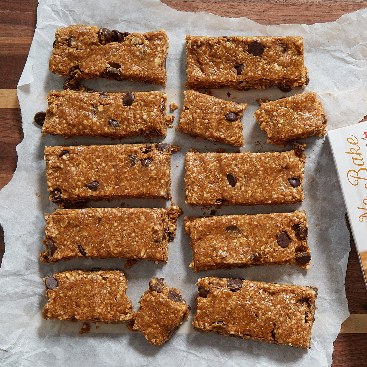 Trader Joe's No-Bake Chocolate Peanut Butter Bars