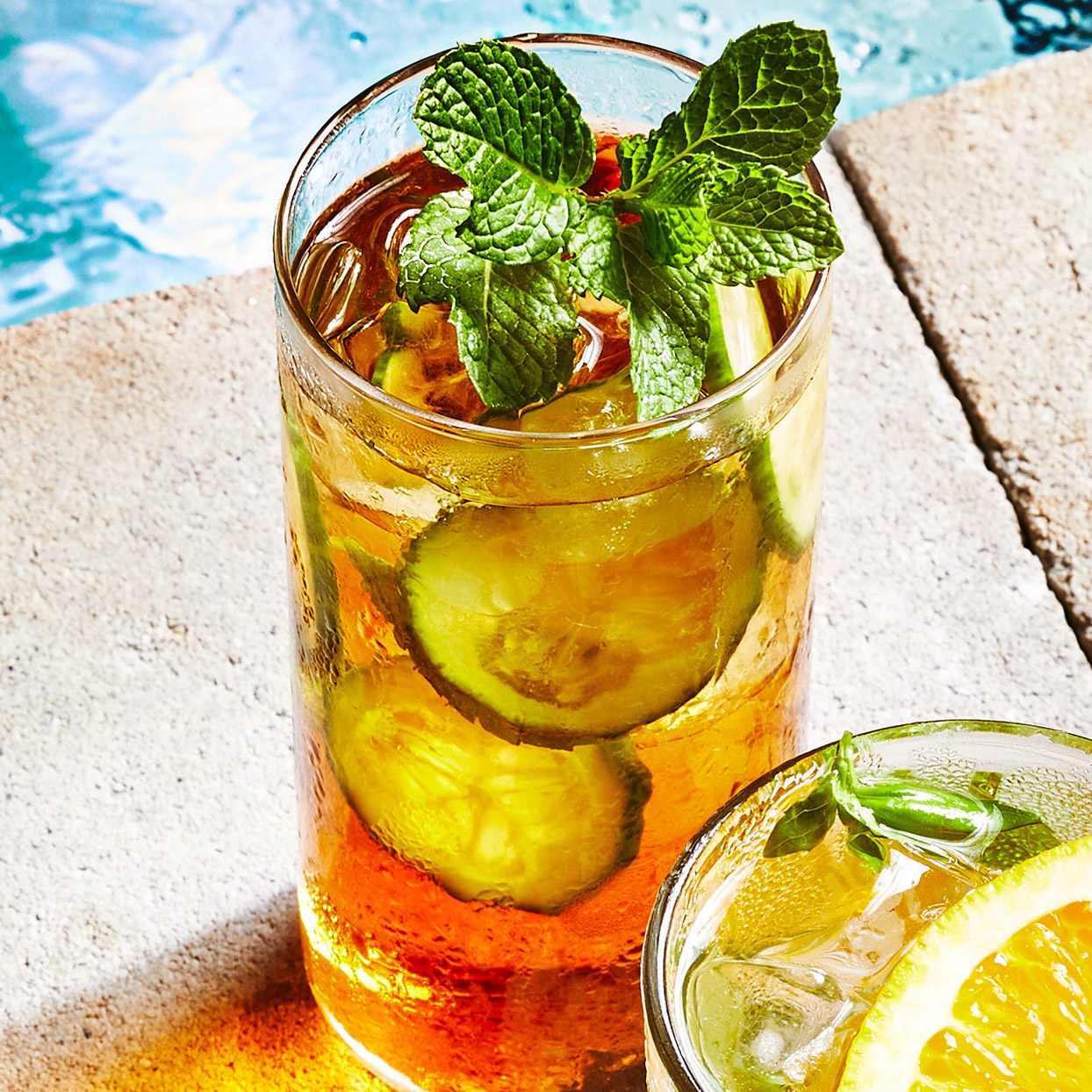 Minty Rejuvenator Infused Water