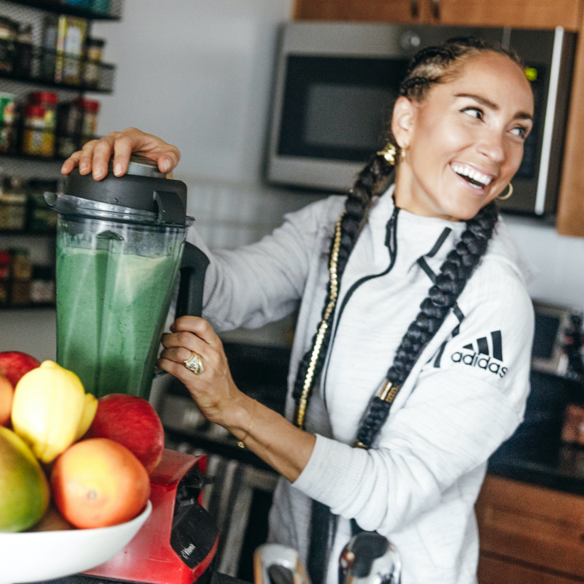 How Peloton Trainer Robin Arzón Is Keeping Her Body Fueled During Pregnancy