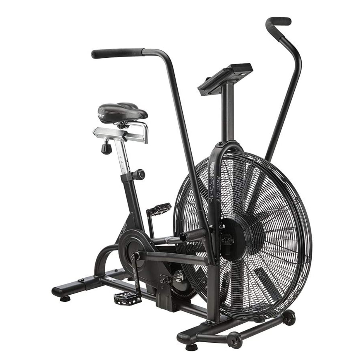 Assault AirBike to use during a fan bike workout