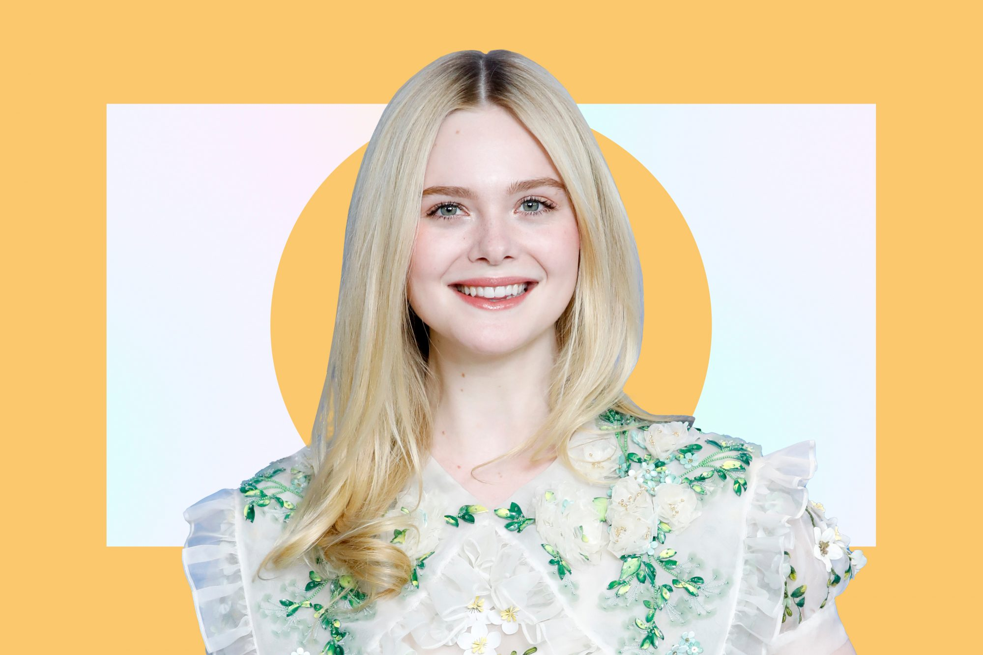 Tout-Elle-Fanning-Loreal-Hyaluronic-Serum-GettyImages-1262573537