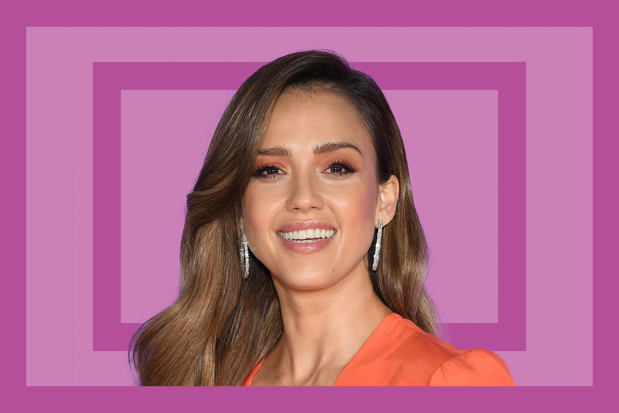 Jessica Alba's Hack for Reducing Under-Eye Puffiness Is Available on Amazon