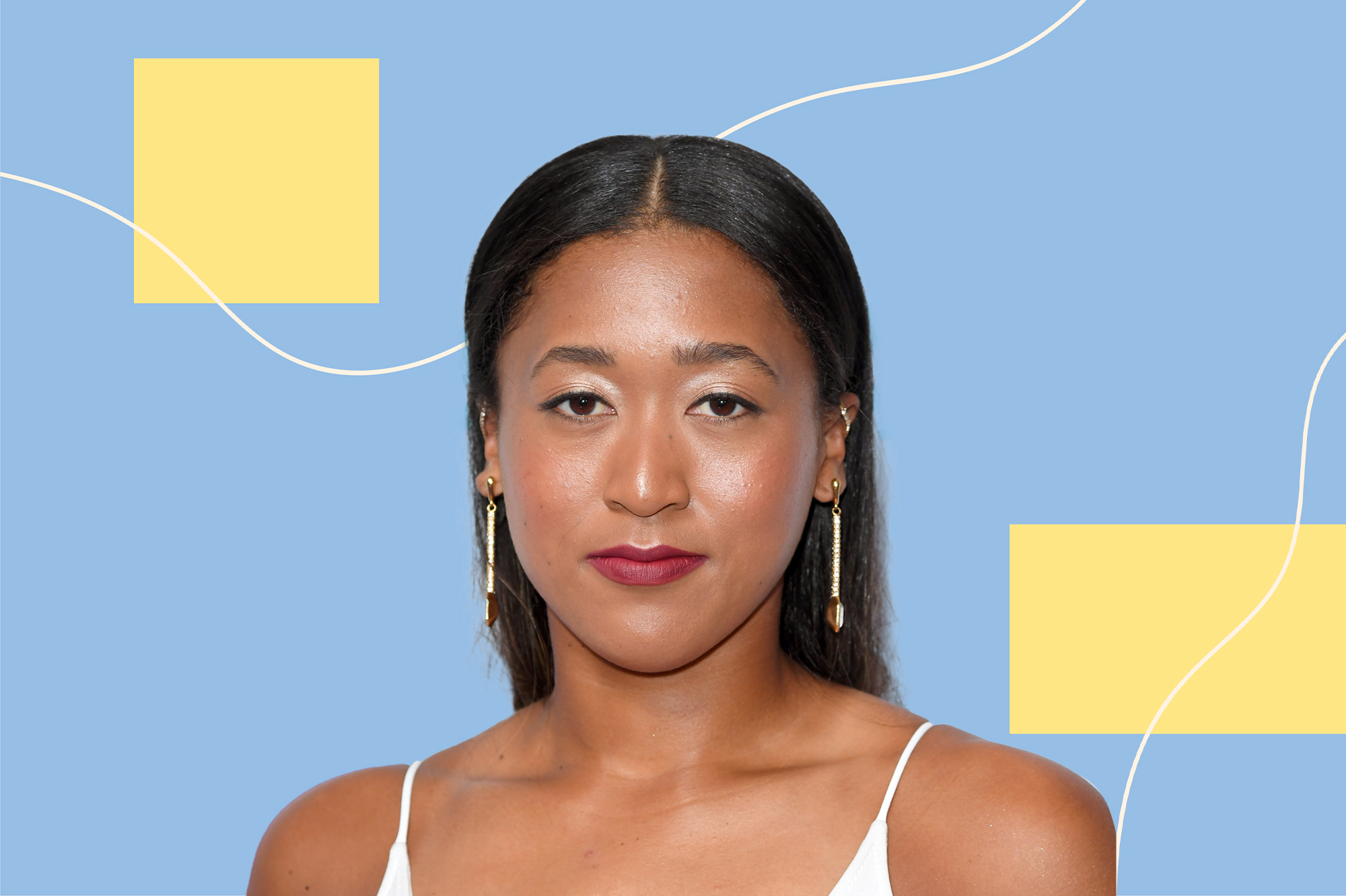 Naomi Osaka Is Launching a Skincare Line Specifically For Melanated Skin