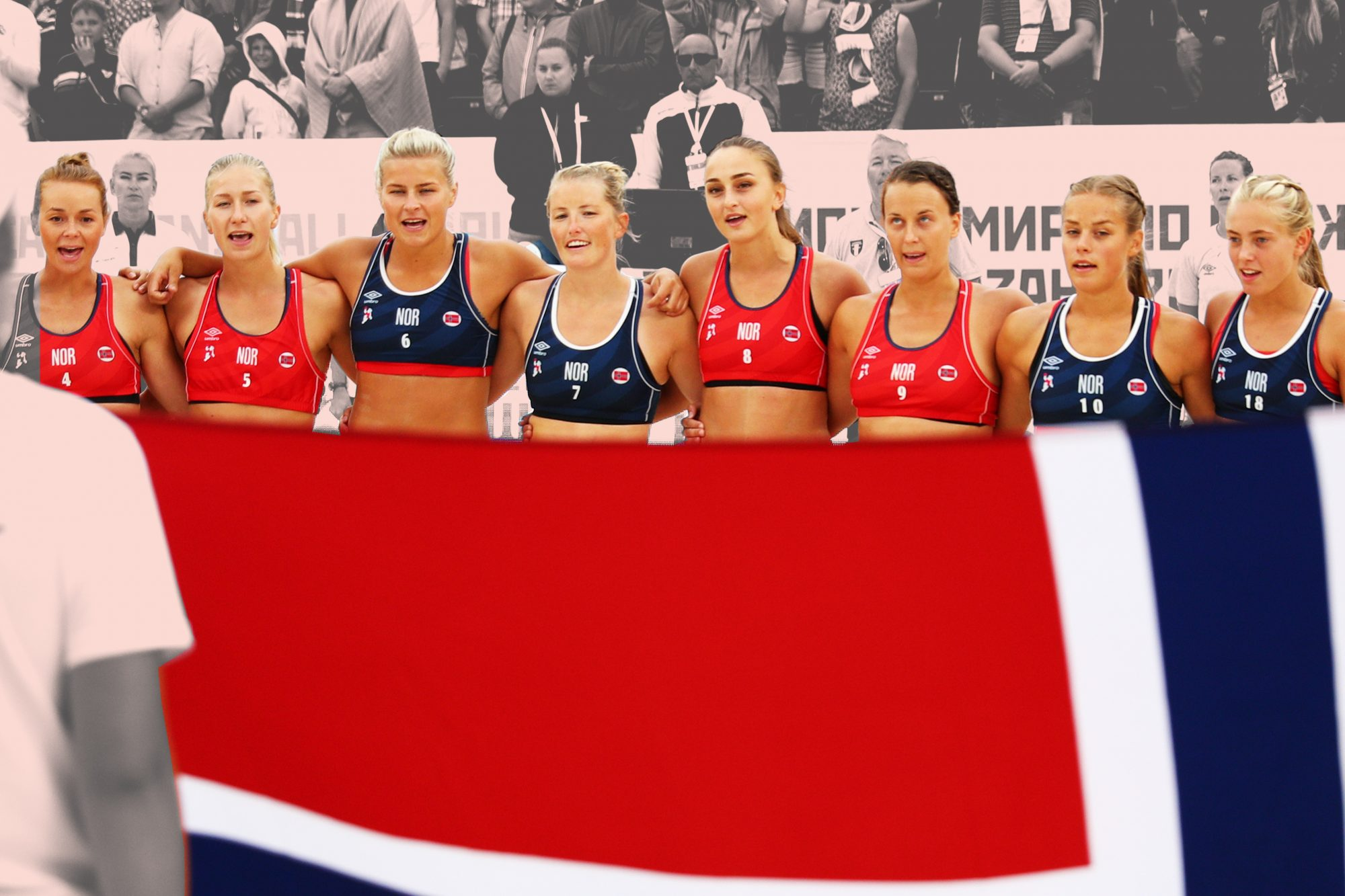 Norwegian-Women's-Handball-Team-Fined-$1700-For-Playing-In-Shorts-and-Not-Bikini-Bottoms-GettyImages-1007391194