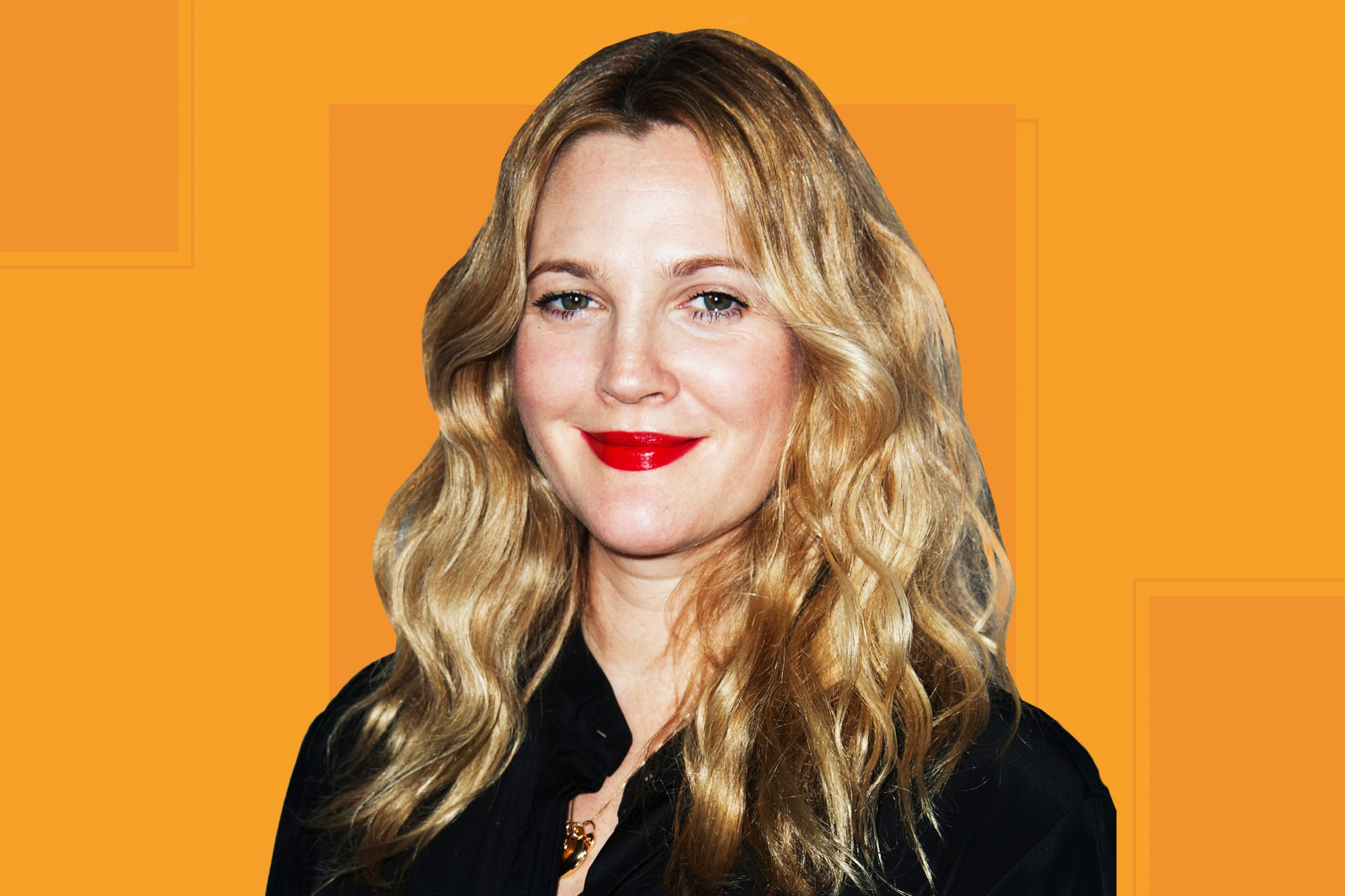 Drew-Barrymore-Uses-This-Eye-Liner-Trick-Every-Day-for-Perky-Perky-Eyes-GettyImages-460278244