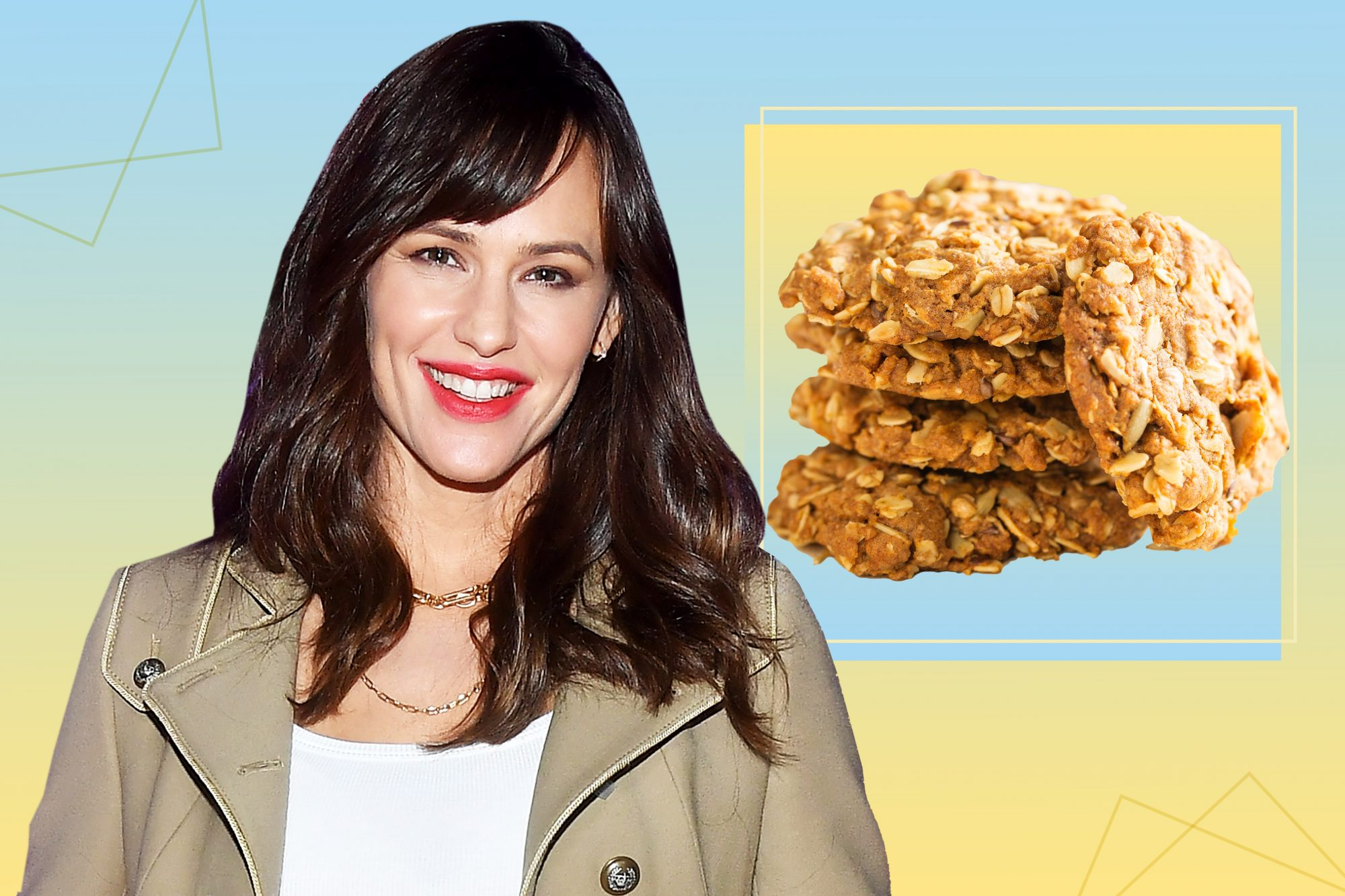 Jennifer-Garner-and-Her-Mom-Made-Brown-Butter-Oatmeal-Cookies-And-They-Look-Incredible-GettyImages-1306918552-AdobeStock_137906867
