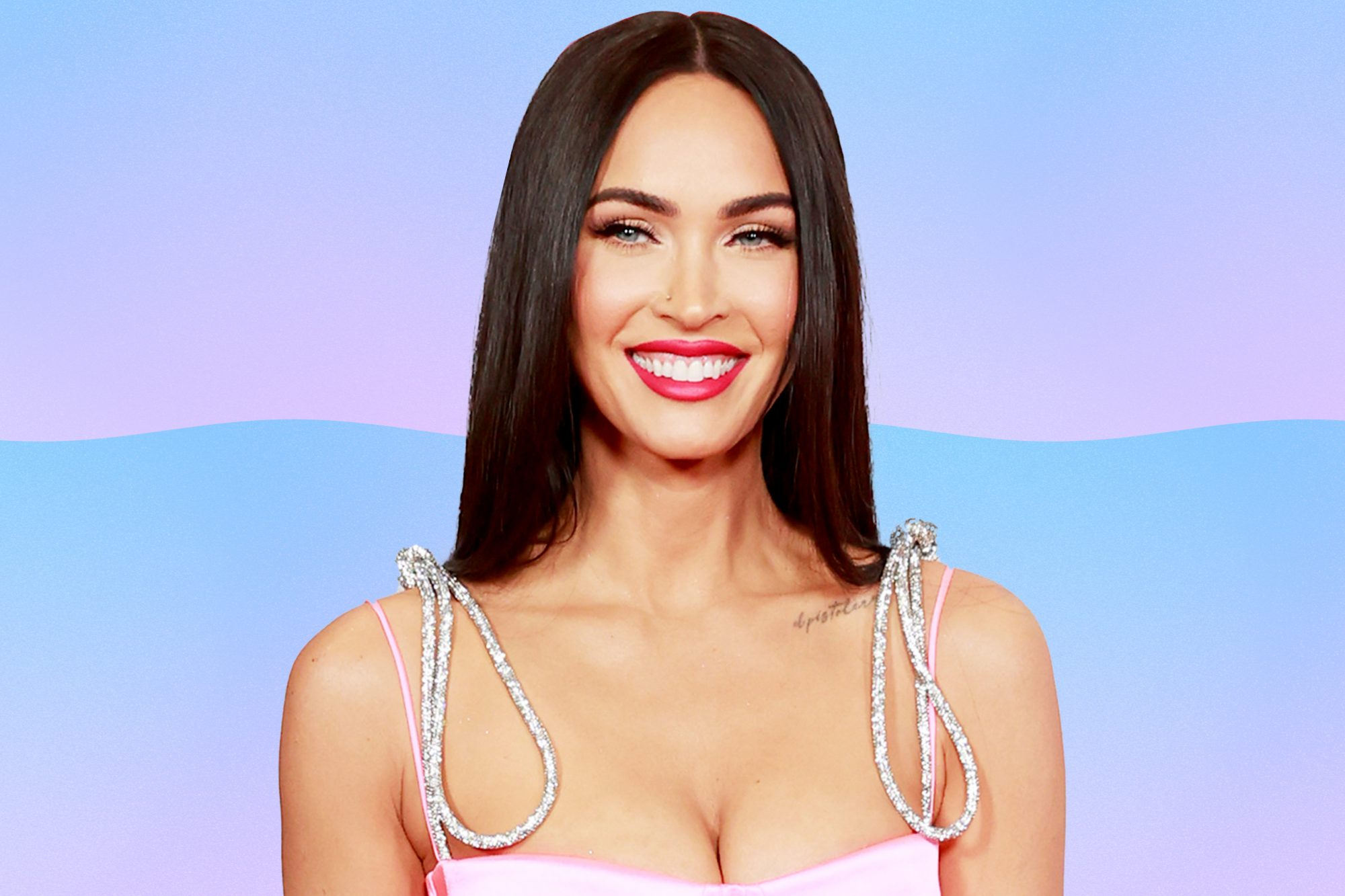 Reviewers-Say-Megan-Fox's-Favorite-$12-Moisturizer-Makes-You-Look-Like-a-Glowing-Healthy-Goddess-GettyImages-1320410358