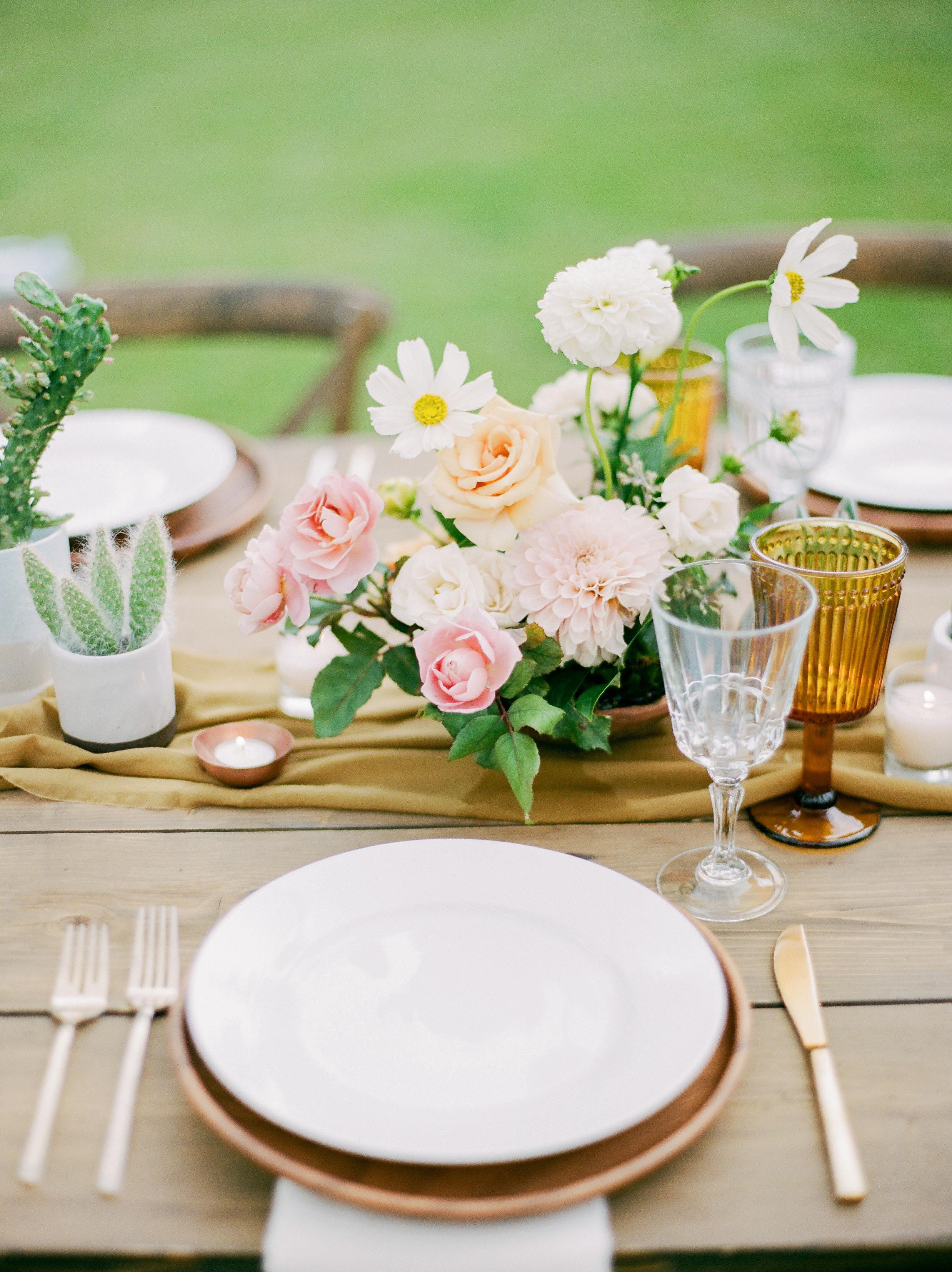 margaux patrick wedding place setting