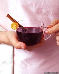 Mulled Cranberry Cider