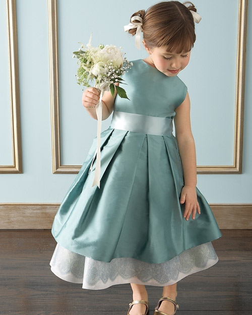 Flower Girl Lace Petticoat