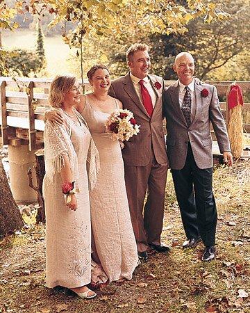 540fe0c5b8d2f What should the mother of the groom wear? | Martha Stewart Weddings