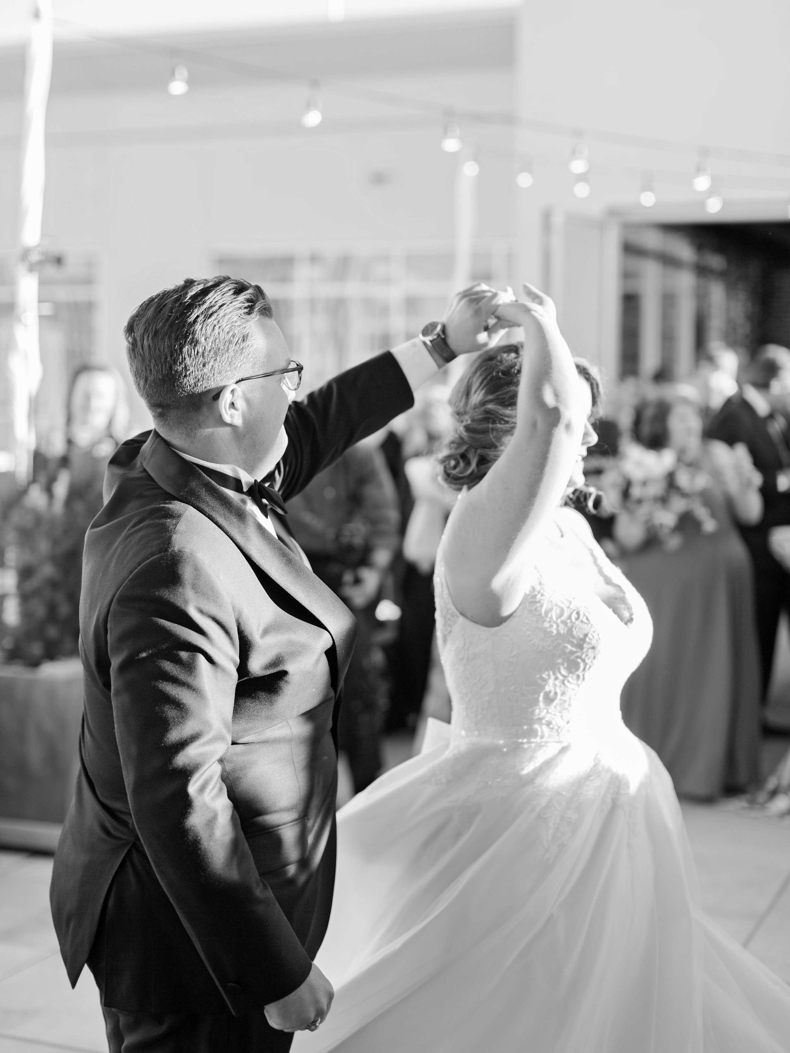 carey jared wedding first dance