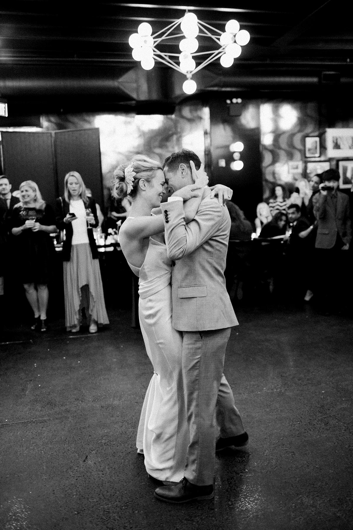 ana and damon couple first dance