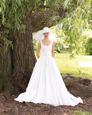 Organza Ball Gown