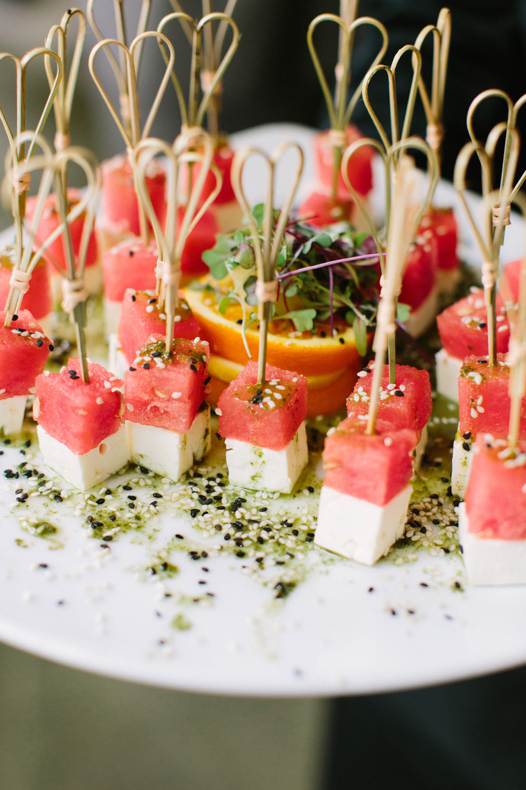 20 Delicious Bites To Serve At Your Bridal Shower Martha Stewart