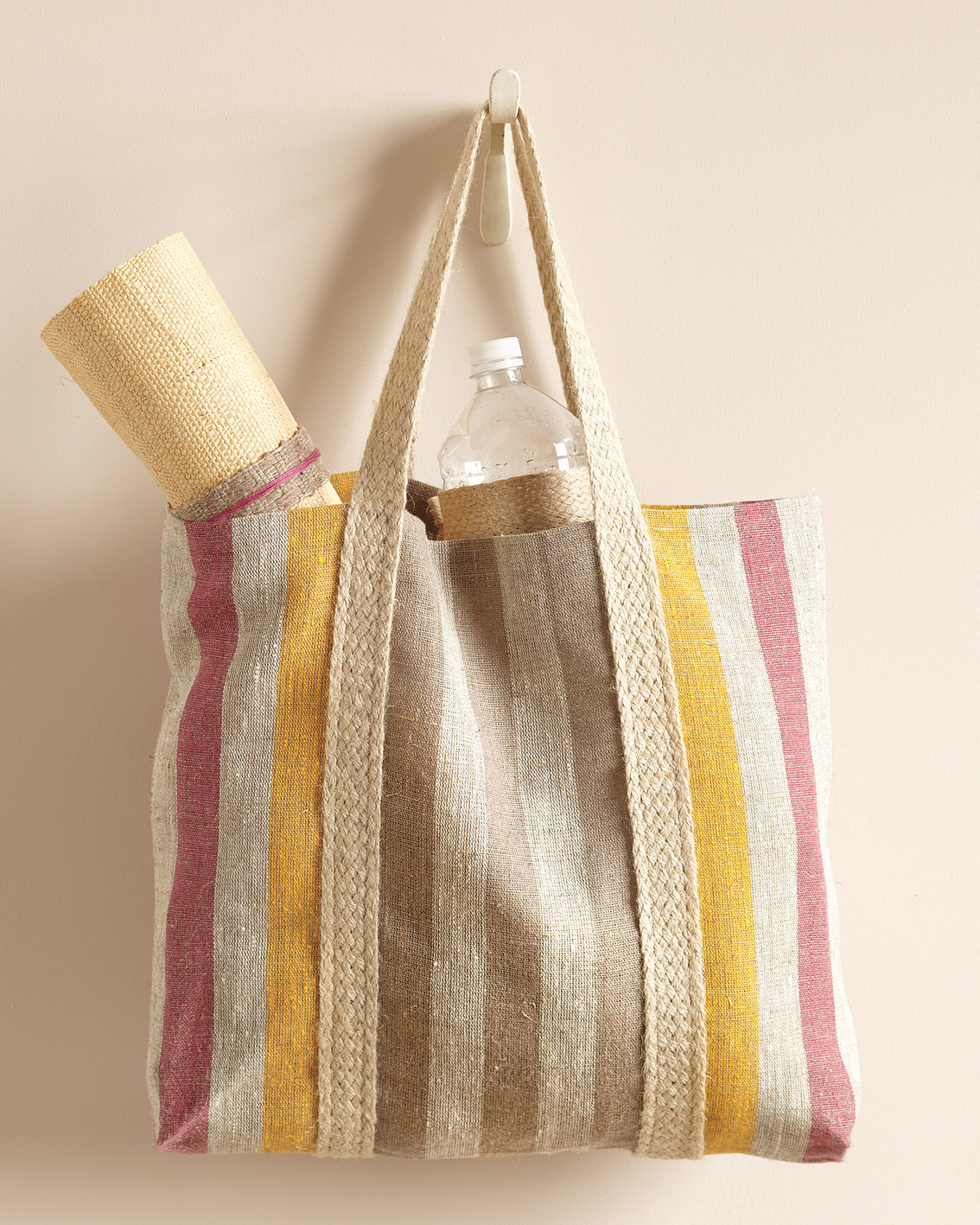 Fabric Welcome Bags