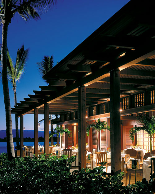 Pahu i'a, Four Seasons Resort Hualalai at Historic Ka'upulehu, Big Island
