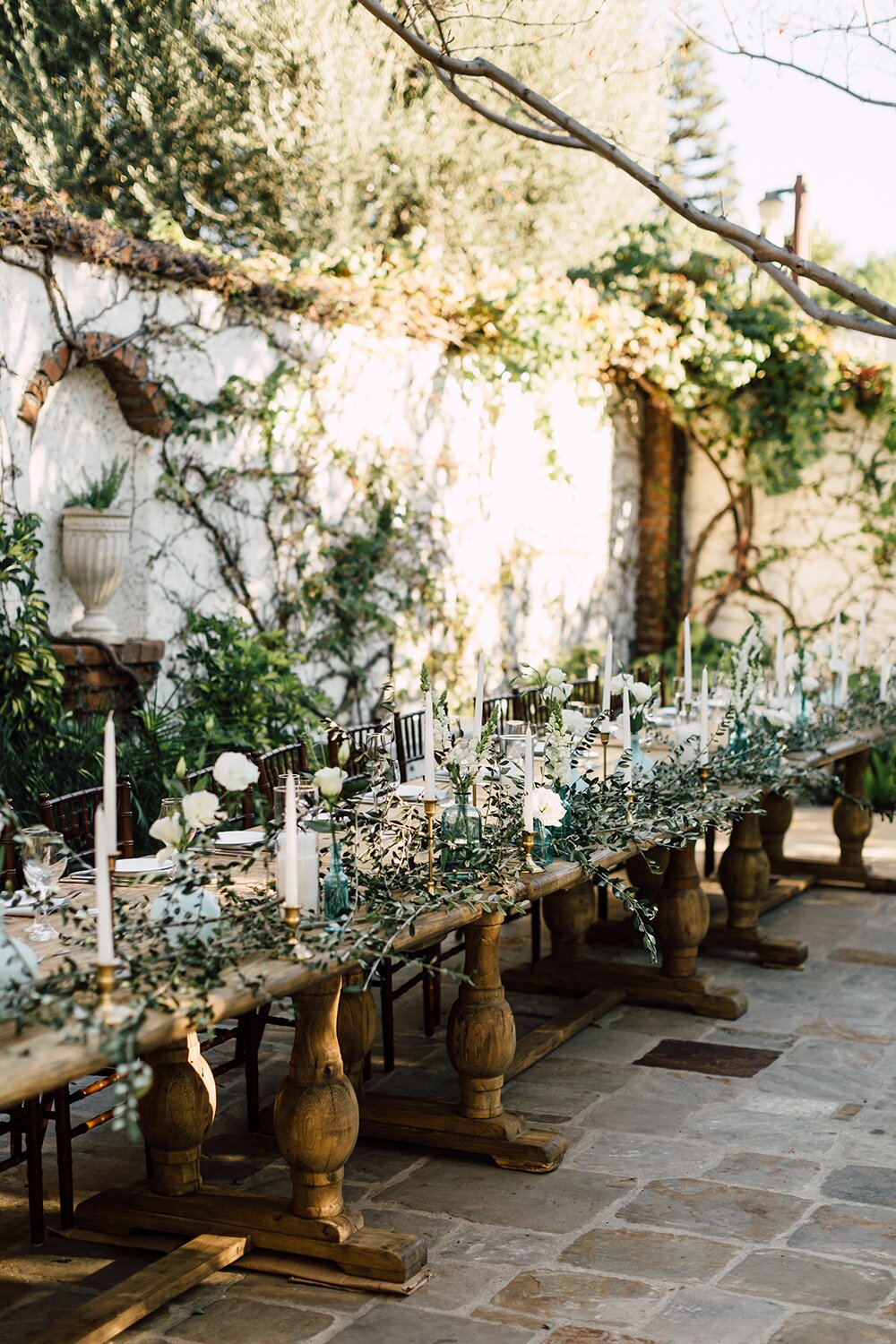 28 of the prettiest rustic wedding centerpieces | martha