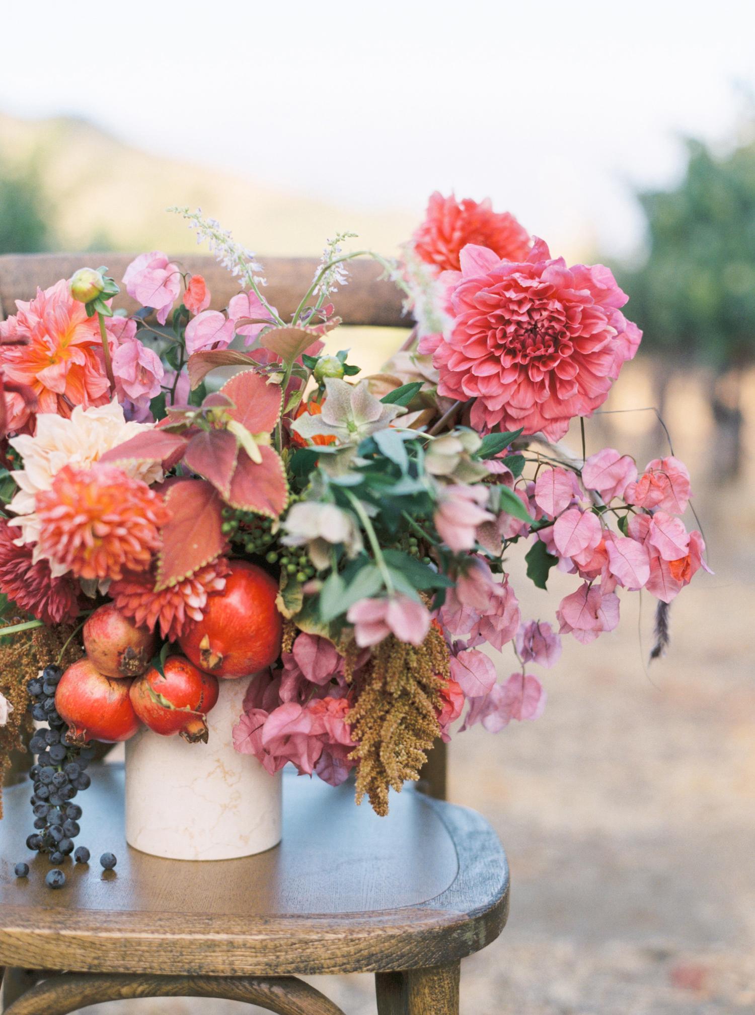 fruit and veggie centerpieces sarah kate