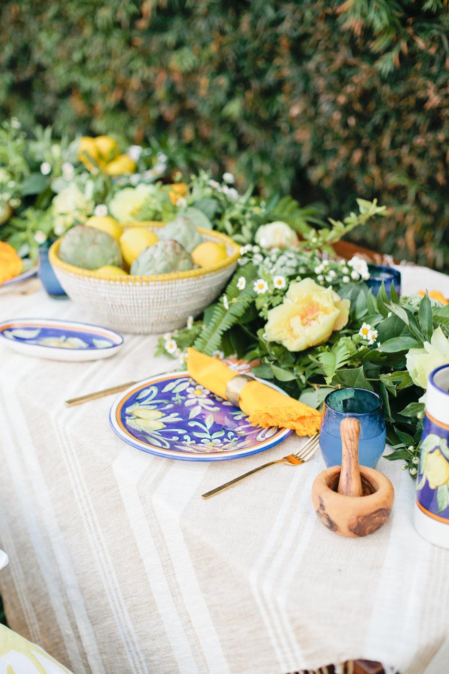 fruit and veggie centerpieces megan welker