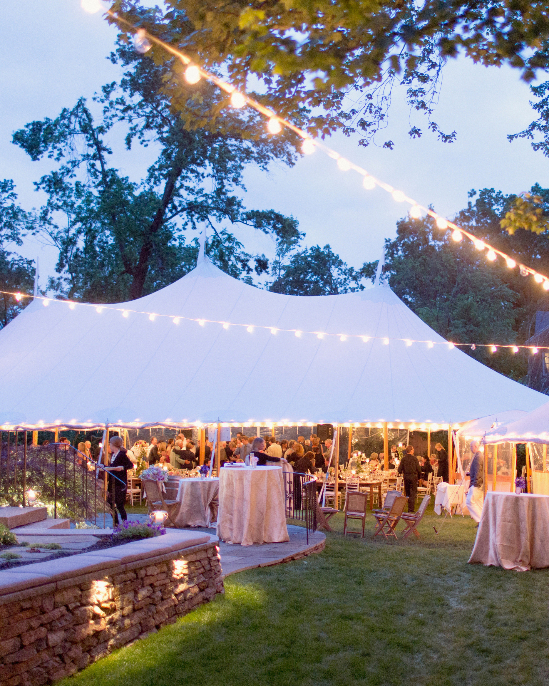 Tented Soiree