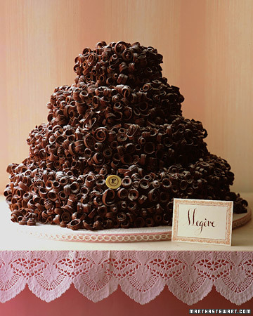 The Megeve Wedding Cake