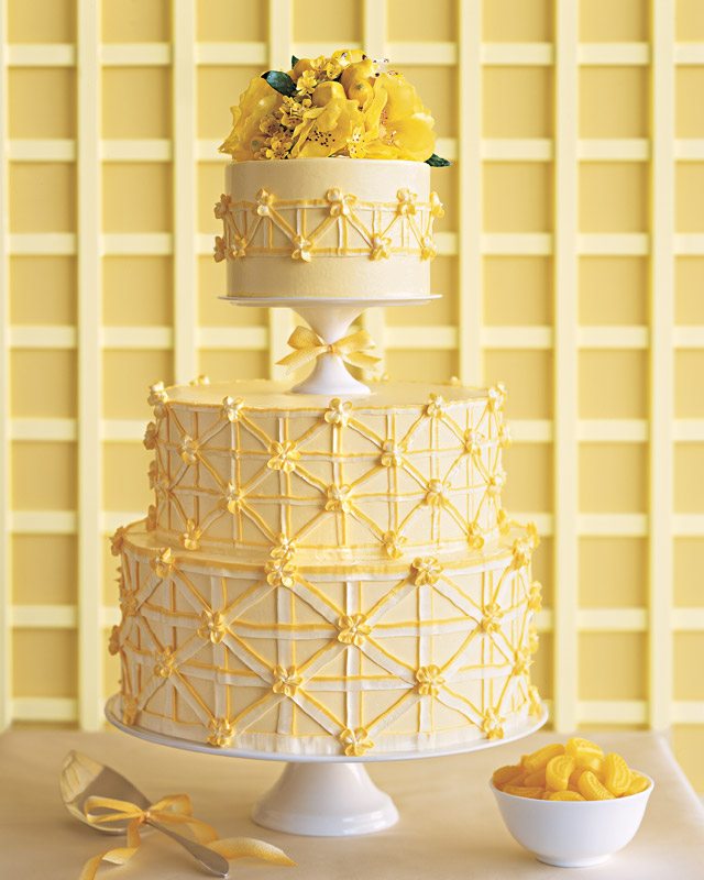 Perfect Piping Wedding Cake
