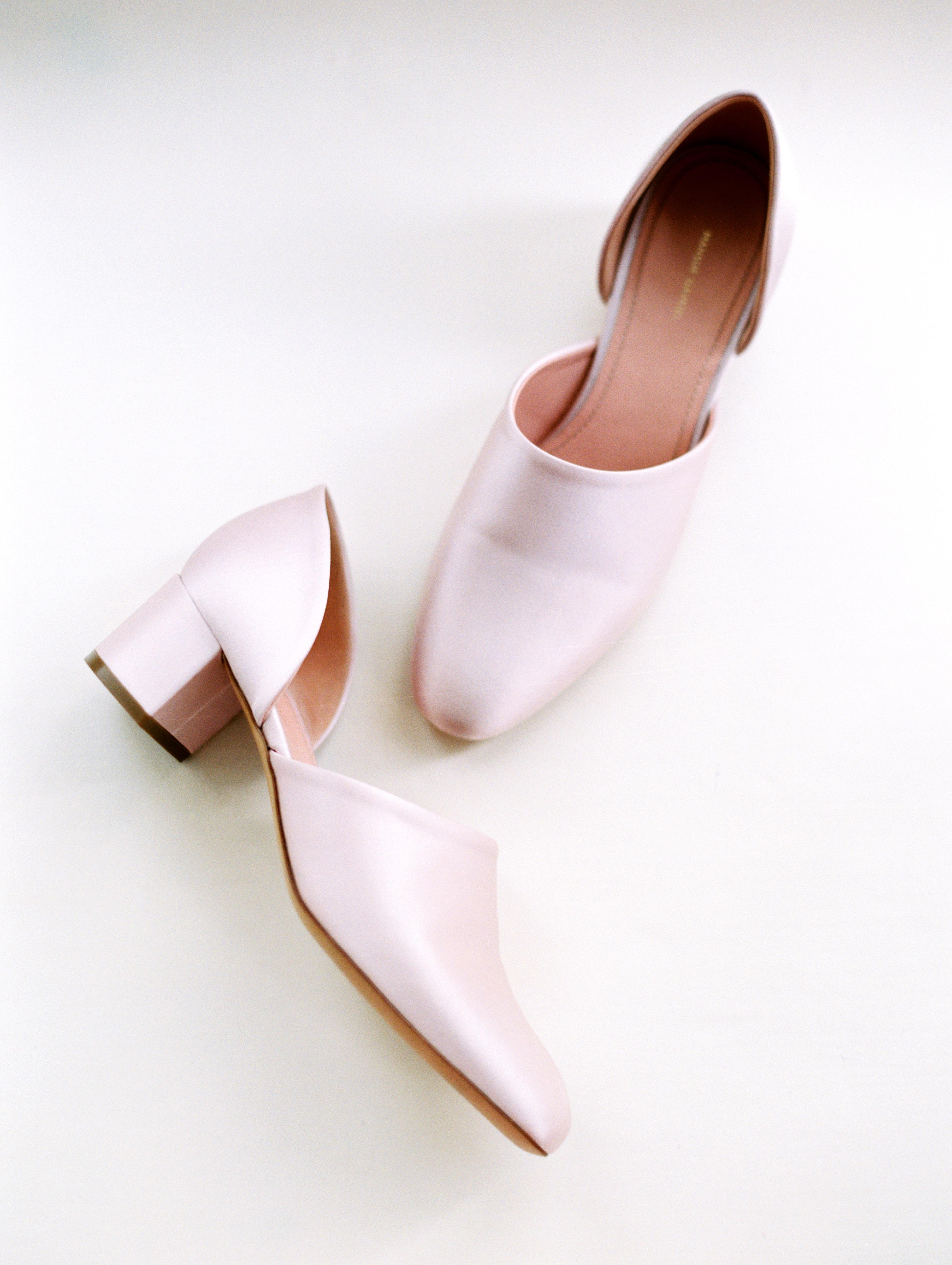 kayla michael wedding shoes