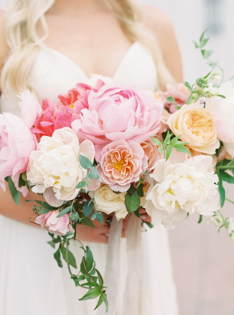 The Prettiest Pink Wedding Bouquets