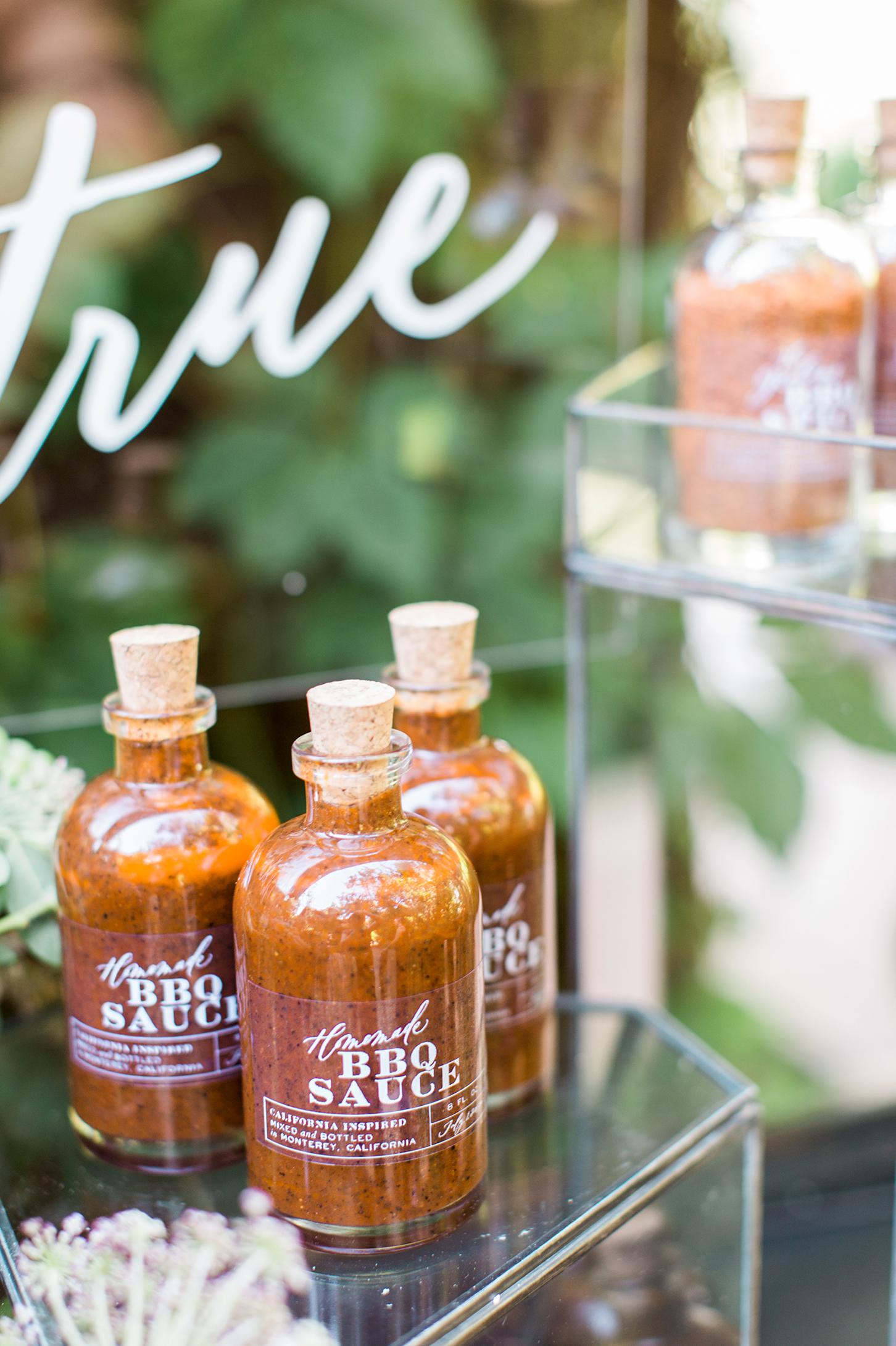 megan scott wedding bbq sauce