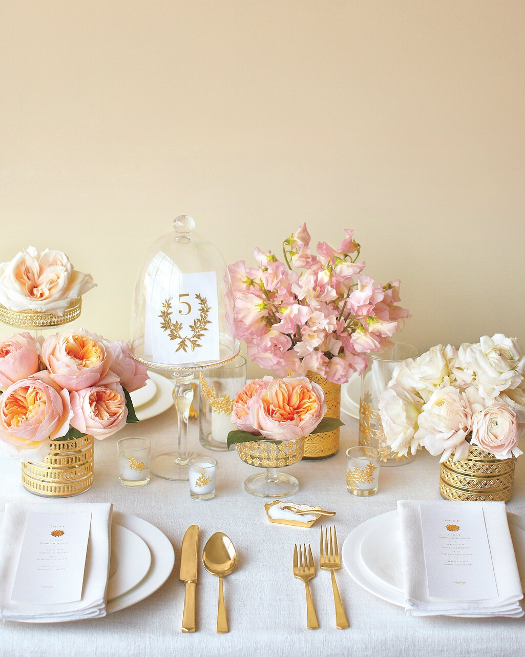 Gold Embellishments