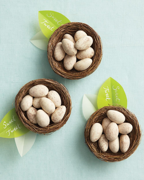 Chocolate Nest Eggs