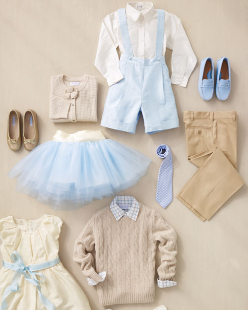 Ring Bearer and Flower Girl Attire